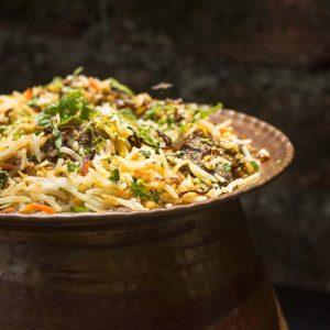 Mutton Dum Biryani (Signature Dish)